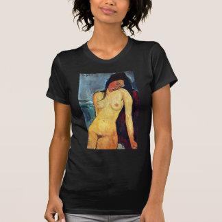 Amedeo Modigliani - Seated Female Tshirt