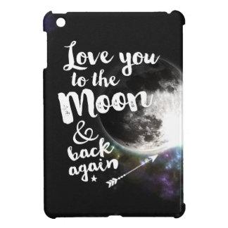 Ámele a la luna y a la parte posterior otra vez •