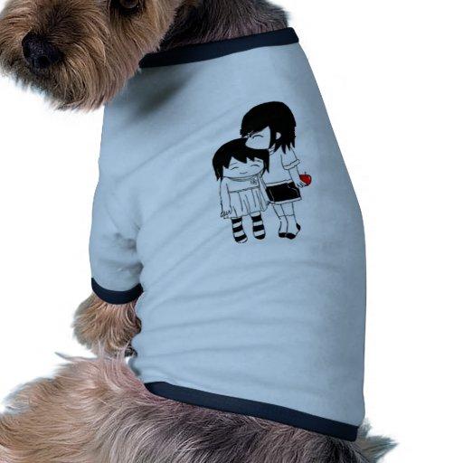 ámele camisas de mascota