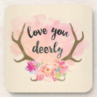 Ámele Deerly Posavasos
