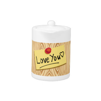 ÁMELE el mensaje del post-it, pegatina del amor en