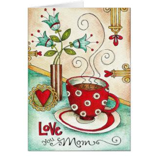 Ámele mamá… Tarjeta del día de madre
