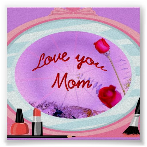 Ámele poster de la mamá