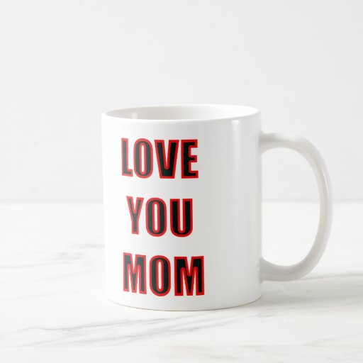 Ámele taza blanca clásica de la mamá