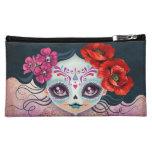 Amelia Calavera Make Up Bag Cosmetic Bags