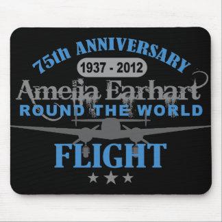Amelia Earhart 75 Year Anniversary Mousepad