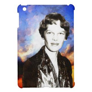 Amelia Earhart Artwork iPad Mini Cover