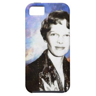Amelia Earhart Artwork iPhone SE/5/5s Case