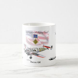 Amelia Earhart Aviator Coffee Mug