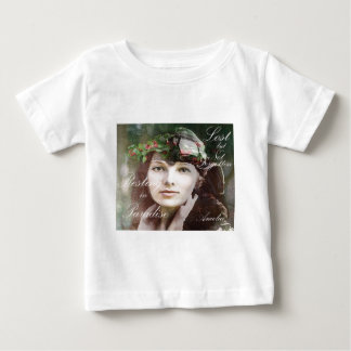 Amelia Earhart Lost in Paradise tribute Baby T-Shirt
