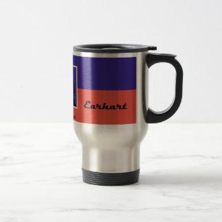 Amelia Earhart Travel/Commuter Mug