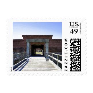 Amelia Fort Postage Stamp