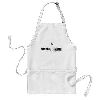 Amelia Island. Adult Apron