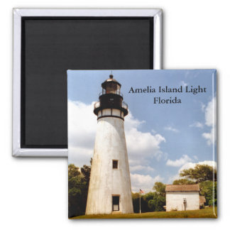 Amelia Island Light, Florida Magnet