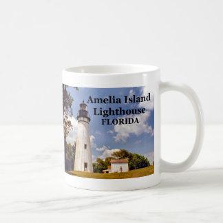 Amelia Island Lighthouse, Florida Mug