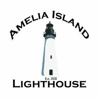 Amelia Island. Statuette