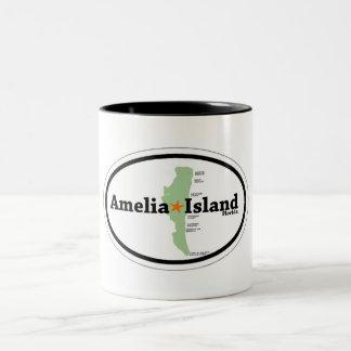 Amelia Island Taza De Café