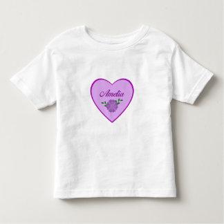 Amelia (purple heart) shirts