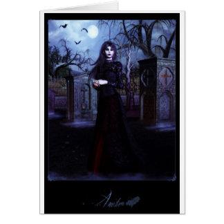 Amelie Greeting Card