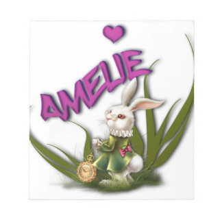Amelie Notepad