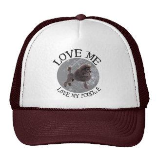Ámeme, ame mi caniche gorra