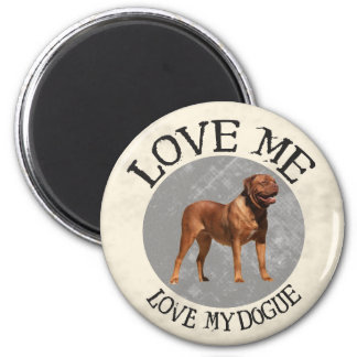 Ámeme, ame mi Dogue Iman De Nevera