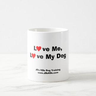 Ámeme, ame mi taza del perro