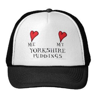 ámeme amor mis pudines de Yorkshire, fernandes Gorra