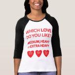 ámeme blando (rojo) camiseta
