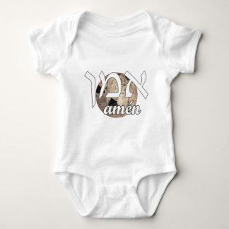 Amen Baby Bodysuit