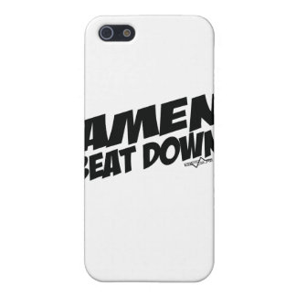 AMEN Beatdown Covers For iPhone 5