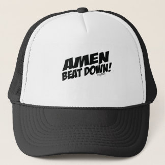 AMEN Beatdown Trucker Hat