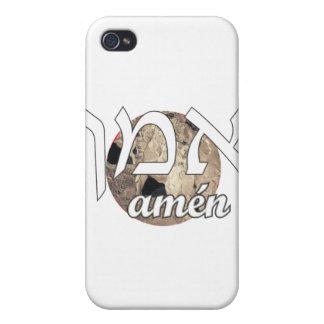 Amen iPhone 4 Cárcasas