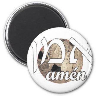 Amen Imán Redondo 5 Cm