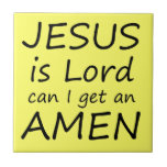 Amen JesusTile Teja Ceramica