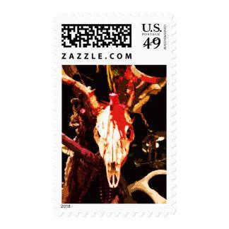"""Amen"" JTG Art Postage Stamp"