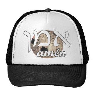 Amen Trucker Hat