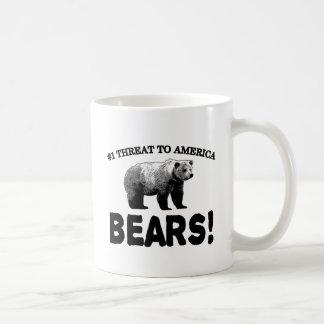 Amenaza #1 para América: Osos Taza
