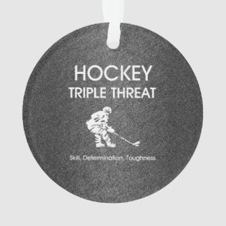 Amenaza SUPERIOR del triple del hockey