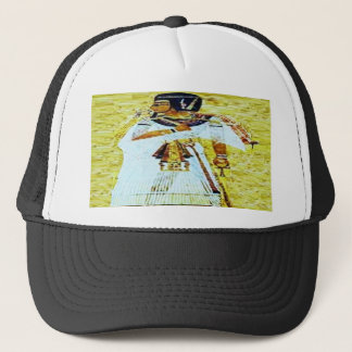 amenophis trucker hat