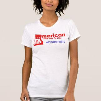 Amer[1]. Rentals Art, Motorsports T-Shirt