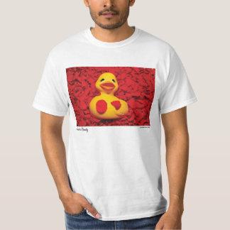 Amercan Beauty Rubber Duck (unisex) T-Shirt
