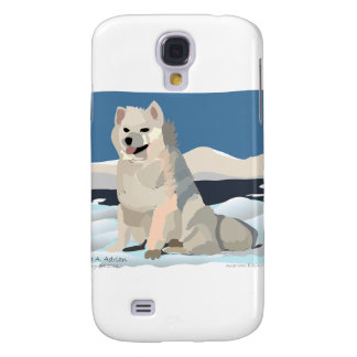 Amercan Eskimo - Just Chillin' Galaxy S4 Case