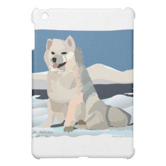Amercan Eskimo - Just Chillin' iPad Mini Cover