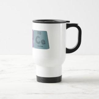 Amerce-Am-Er-Ce-Americium-Erbium-Cerium Travel Mug
