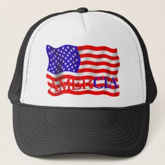 Amercia false flag mistake (America) Trucker Hat