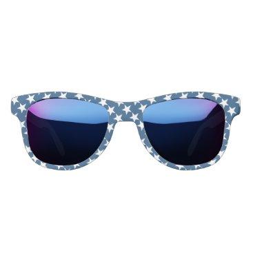 Beach Themed Ameriacan Blue Star Sunglasses
