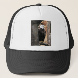 amerian eagle trucker hat