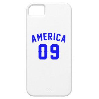 America 09 Birthday Designs iPhone SE/5/5s Case