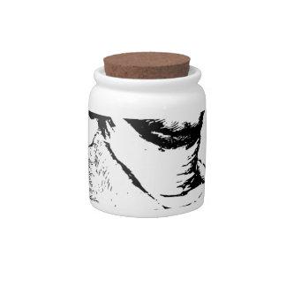 america-1297829 candy jar